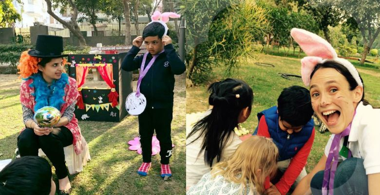 Play in the Park – A perfect platform to inculcate the basics of theatre in your child