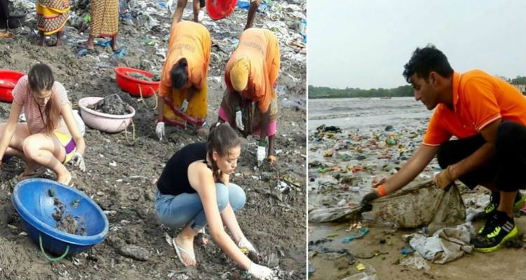 2.54 Lakh Kg Trash Removed From Mumbai's Beaches On International Coastal Cleanup Day