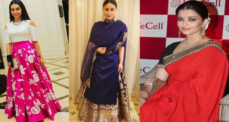 5 Stylish Outfits that will make you shine in a Diwali Party