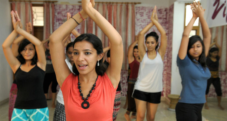 Runjhun Gupta's Zipout is Empowering Women Through Dance and Fitness