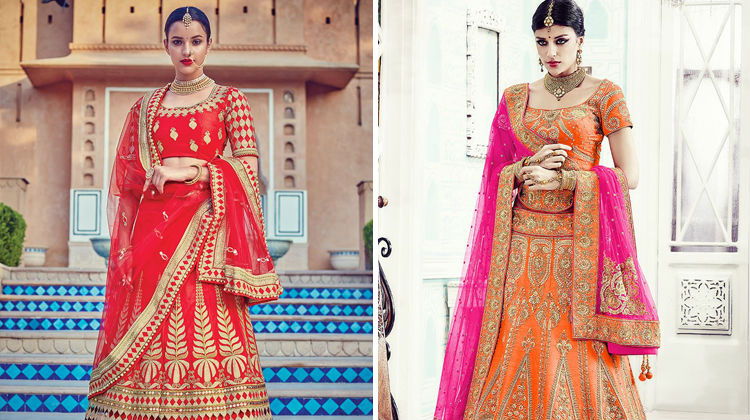 Save Some Money: Wedding Lehengas You Can Buy Under INR 10,000 in Mumbai