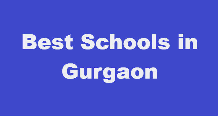 12 Best Schools in Gurgaon, 2017-2018 with Ranking