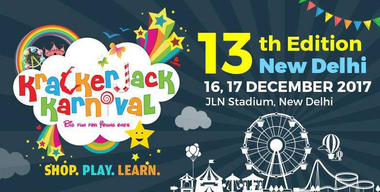 13th Krackerjack Karnival – New Delhi