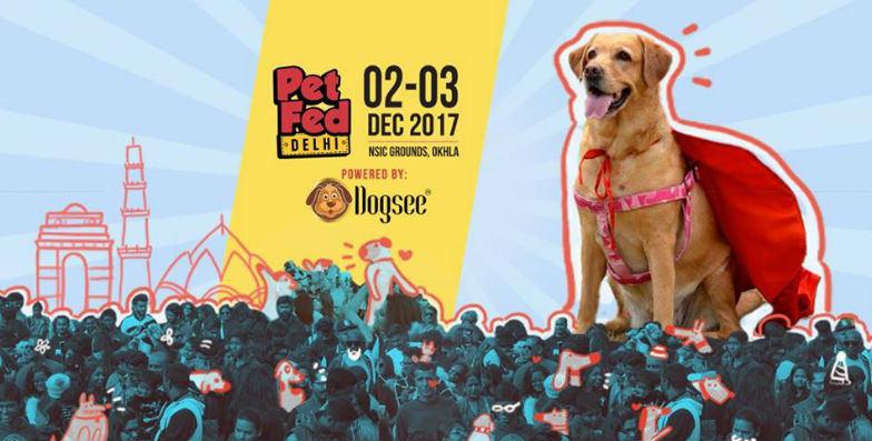 Pet Fed Delhi 2017