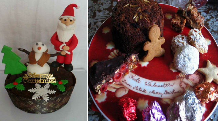 Christmas Treats, Cakes and Much More are trending this Christmas Season