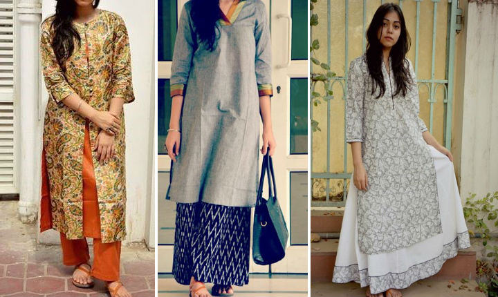 Indibonnie is redefining Indian handlooms with amazing Indo-western womenwear