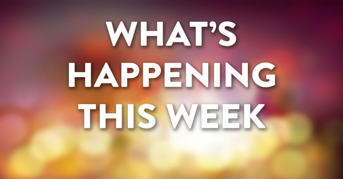 What's Happening This Week In Your City