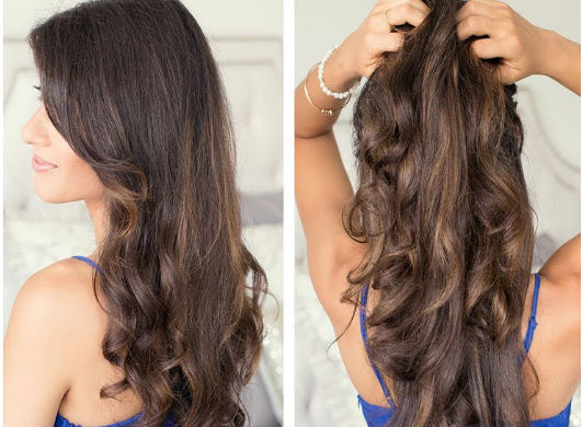 11 Before & Afters Good Blow-Dry Hair Styles