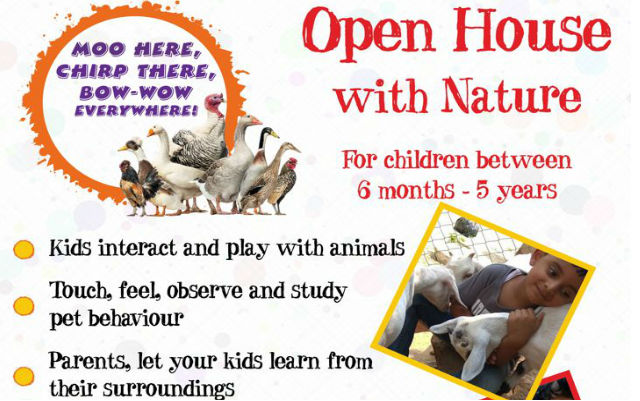 Open House with Pets in Koramangala