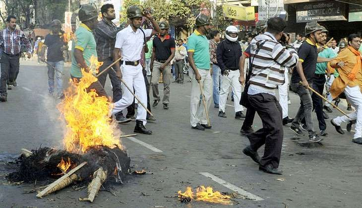 Bengal Communal Clashes: Humanity Shot Dead!