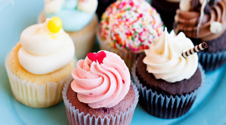 10 Places in Mumbai that serves the best Cupcakes