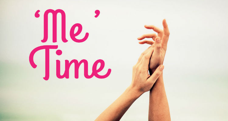 "How do you take out your "" ME "" time?"