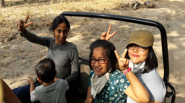 Basusdha's Family Trip to Bandhavgarh National Park will invoke the Adventurous Zeal Within You