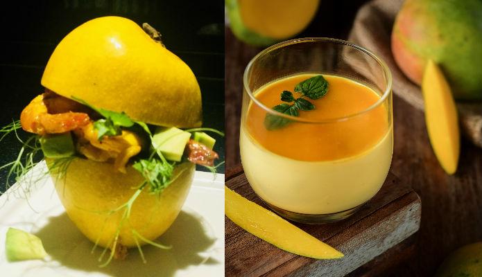 Mangoes on the Plate: Indian Restaurants & Cafes Serving Mango Infused Summer Menu