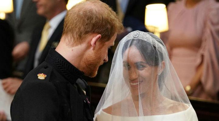 WATCH LIVE: Royal wedding of Prince Harry and Meghan Markle