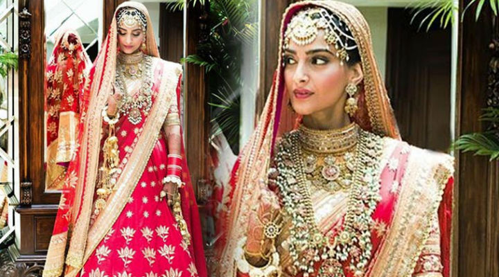 Sonam Kapoor Wedding Live Anand Ahuja And Sonam Are