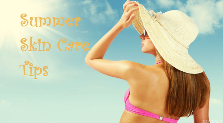Summer Skin Care Tips for Combination Skin