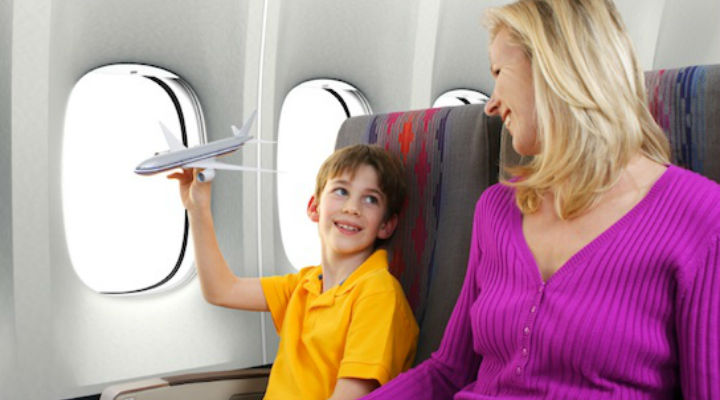 Get Set Go: How to travel by air with kids and enjoy it