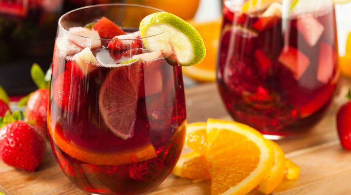 10 Best Places for Sangria in Mumbai That You Must Try