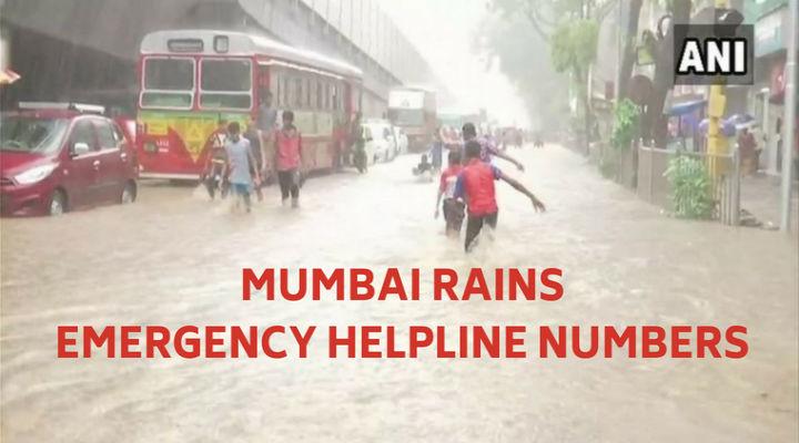 Mumbai Rains: Emergency Helpline Numbers You Must Have This Monsoon