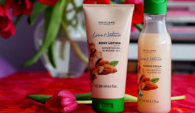 Oriflame's Love Nature Products are Biodegradable, Silicone free and Help our Oceans to Survive