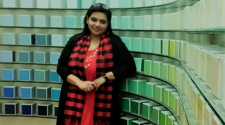 Meet Richa Mongia- A Mompreneur who quit her 20 year old corporate career and started Live Fabulous