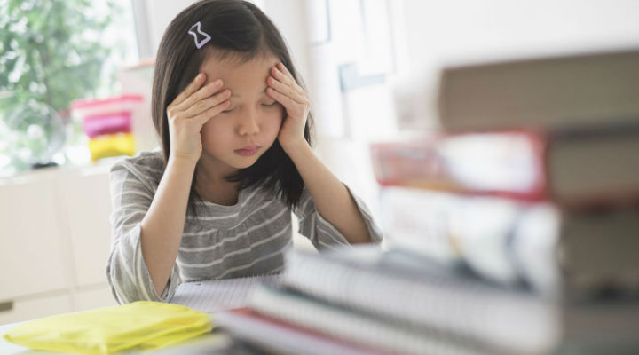 A Check – Is your Child's Schedule Stress Free?