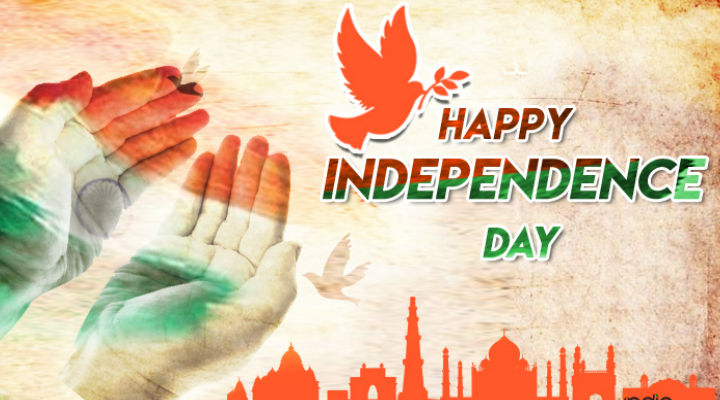 Let 's create The New India on this Independence Day