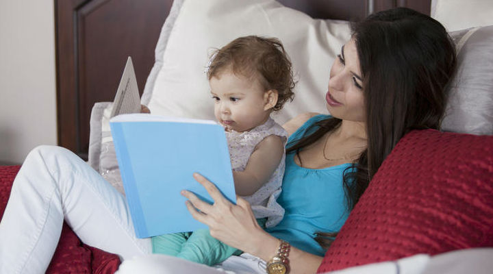 How I inculcated early reading habits in my children