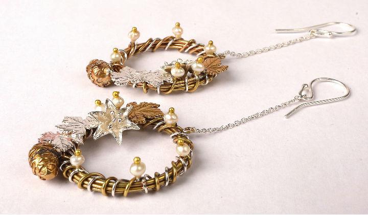 Buy Authentic Semi Precious Jewellery Online from Nirwaana