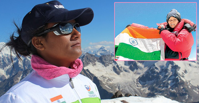 Another peak scaled: India's Arunima Sinha becomes first female amputee to climb the highest peak of Antarctica – Mt Vinson