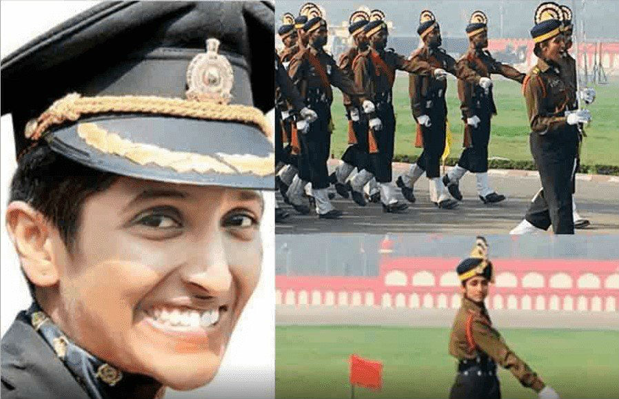 For The First Time, A Lady Officer Will Lead An Army Contingent At The 71st Army Day Parade