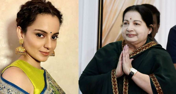 Kangana Ranaut becomes India's highest paid actress, will take home Rs 24 crore for J Jayalalithaa biopic: Reports