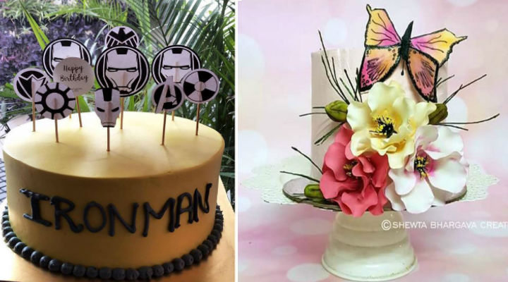 Check out these Home Bakers in Lucknow who can Whip Delicious Cakes on Every Occasion