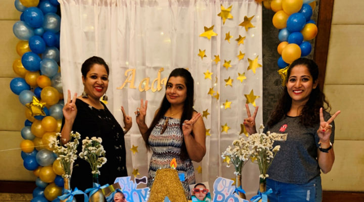 These Three Women Entrepreneurs are making your events memorable and with a hassle free experience