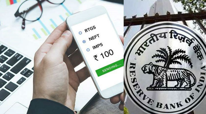 RBI removes NEFT, RTGS payment charges to push digital transactions