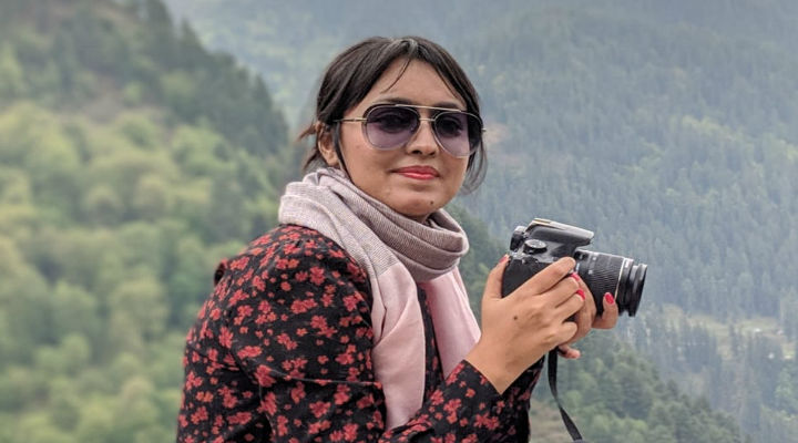 How passion to travel made Swati Goyal quit her well paying job and start a travel venture