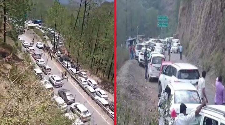 Sleepless nights for tourists stranded on Uttarakhand roads
