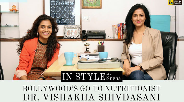 A Consult with Bollywood's Go To Nutritionist | Dr. Vishakha Shivdasani