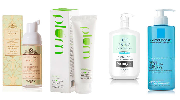 15 Best Cleansers And Face Washes For Sensitive Skin