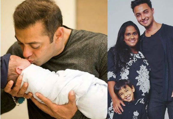 Arpita Khan and Aayush Sharma welcome baby girl on Salman Khan's birthday, name her Ayat