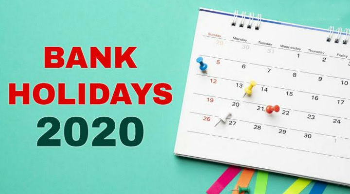 Bank Holidays 2020: Indian banks to remain closed on these dates – Check full list