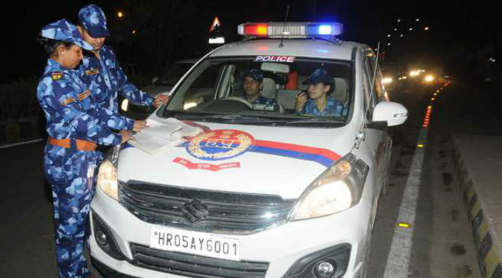 Karnal police launch free night pick-and-drop facility for women