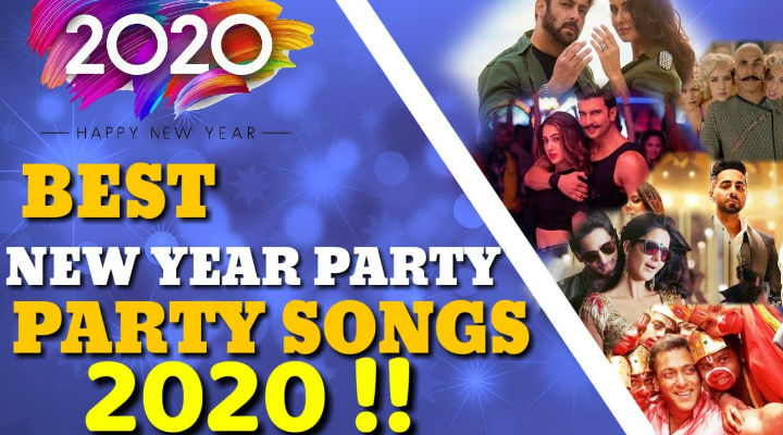 10 all-new party songs that you can groove to this New Year's bash