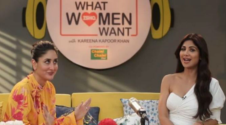 Want To Know What Makes Shilpa Shetty Kundra So Fit? The Actress Reveals On Kareena Kapoor Khan's Show!