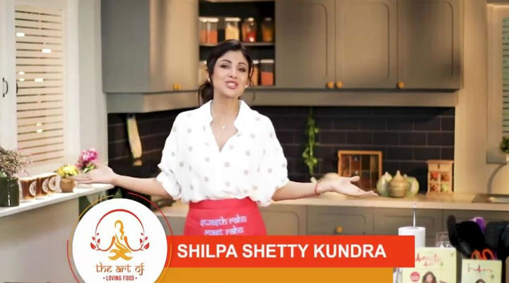 Shilpa Shetty's First Recipe In 2020: Beetroot Chilla!