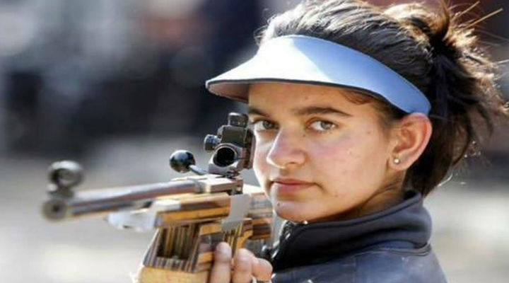 Shooter Anjum Moudgil enjoying time at home amid COVID-19 scare