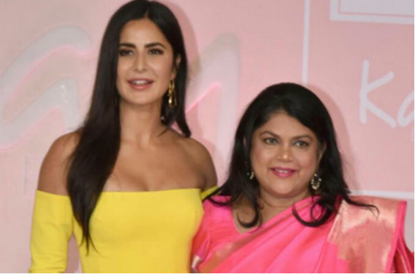 Bollywood Star Katrina Kaif Invests In Beauty Marketplace Nykaa