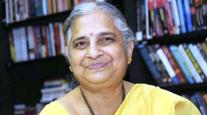 Sudha Murty to Bid Adieu to Infosys Foundation in December 2021