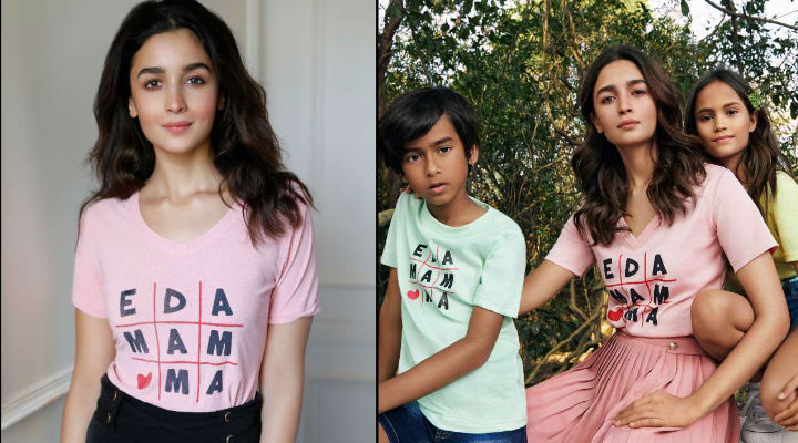 Alia Bhatt Launches Kidswear Brand Ed-a-Mamma